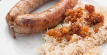 スロベニアの食べ物